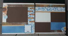 Dreamin layout, CTMH, Tina Lovell