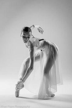 Jessie Novakovich, Akhmedova Ballet Academy, Silver Spring, Montgomery, Maryland, USA - Photographer Vihao Pahm