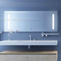 Perfect Mit der ausgekl gelten Beleuchtung unseres Wandspiegel Adeo strahlt Ihr Bad in einem neuen schein Wandspiegel Pinterest