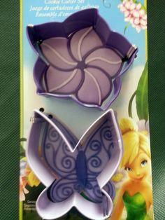 Disney Fairies Cookie Cutter Set