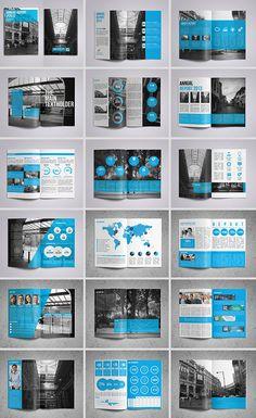 15 Folders modernos e criativos – – Yearbook jOURney References – layout Template Brochure, Design Brochure, Booklet Design, Brochure Layout, Graphic Design Layouts, Branding Design, Report Template, Creative Brochure, Design Templates