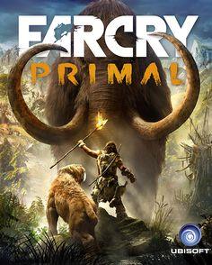 Far Cry Primal Boxart
