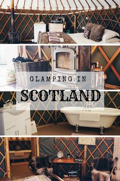 Glamping in Scotland: A Romantic Weekend in Auchterarder – While I'm Young Glamping Scotland, Scotland Travel, Scotland Trip, Luxury Glamping, Go Glamping, Backpacking Tips, Camping Hacks, Camping Ideas, Camping List