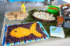 Fish Tray ~ party food