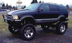 1996 chevy blazer front grill