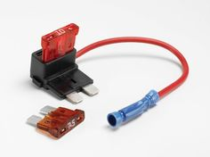 Fuseholder for ATO Style Fuse, 0FHA0200Z #Cars #Circuits #Fuses