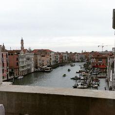 Canal Grande by Ca'Pesaro