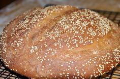 La video ricetta con tutti i trucchi, ingredienti e consigli per fare il pane integrale in casa