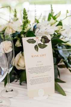 We specialise in creating exclusive wedding stationery such as invitations, save-the-date cards, etc Wedding Stationery, Wedding Invitations, Wine List, Menu Design, Wedding Menu, Save The Date Cards, Floral Motif, Lush, Florals