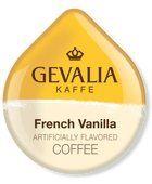 GEVALIA FRENCH VANILLA COFFEE TASSIMO T-DISC 32 COUNT - http://teacoffeestore.com/gevalia-french-vanilla-coffee-tassimo-t-disc-32-count/