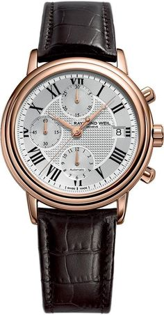 Raymond Weil Maestro men's automatic chronograph 1,600.00 sale price