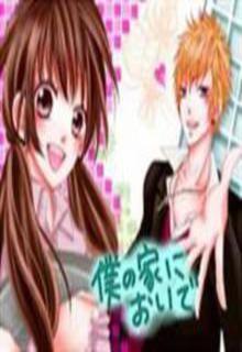 lectura Boku no Ie ni Oide Manga, Boku no Ie ni Oide Manga Español, Boku no Ie ni Oide Capítulo 4