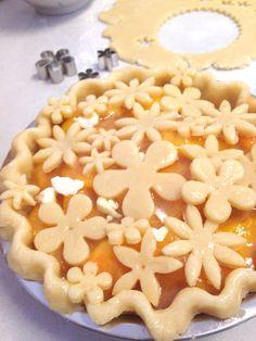 Peach Pie | suzie sweet tooth