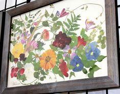 Beautiful framed florals from OriginalWay.net