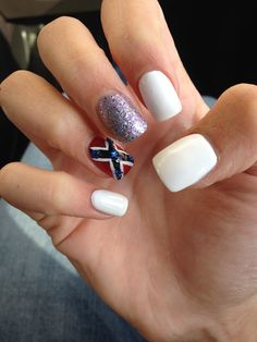 Rebel flag nails nails i did pinterest rebel flag nails pinterest rebel flag nails flags and nails prinsesfo Gallery