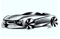 BMW designers throughout history - Car Body Design
