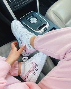 "sadie :D on Instagram: ""not to be too forward... but i would lick these shoes 😌"" Casual Outfits, Cute Outfits, Nike Af1, Photography Poses Women, Dream Shoes, Sadie, Cute Fashion, Nike Air Force, Me Too Shoes"
