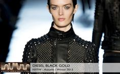 Diesel Black Gold Fall 2013 #Collection #Fashion #BelleMonde #Style