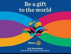 Rotary International 2015/2016
