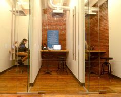 The Quirky Office Skews Cool