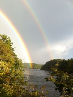 End of the rainbow and no gold or leprechauns:(