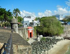 San Juan Gate, Old San Juan