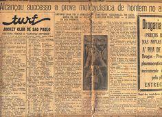 Antonio Lage e Constante Ceccarelli foram alguns dos primeiros ídolos do motocyclismo brasileiro Jockey Club, Money Clip, Money Clips
