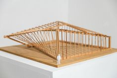 Timber Structure ( Exhibition Nitra Gallery 2017) Sabah Shawkat