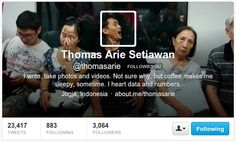 @ThomasArie Twitter Header Image, You And I, Photo And Video, Videos, You And Me