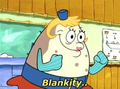something I learned in boating school is....blankity blankity blank!!