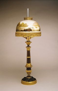 Lamp  America, 1825  The Metropolitan Museum of Art