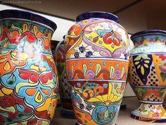 Ceramica Artesanal de Dolores, mexico