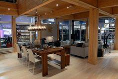Maison Natur-T: audace du design, simplicité des matériaux