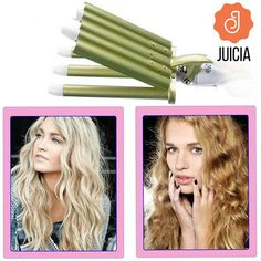 Cheap styling tools, Buy Quality iron hair curler directly from China ceramic hair curler Suppliers: Pro Nano Titanium Automatic Ceramic Hair Curler 5 Barrels Big Hair Wave Waver Curling Iron Hair Curlers Rollers Styling Tools 34 Curling Iron Hairstyles, Curled Hairstyles, Diy Hairstyles, Electric Hair Curlers, Hair Curlers Rollers, Barris, Nano Titanium, Barrel Curls, Hair Iron