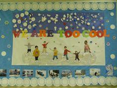 Winter Bulletin Board Ideas | Winter Bulletin Board Idea | Teaching Ideas