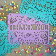 Fiesta Gift Tags Party Favor Thank You Tags Wedding Fiesta