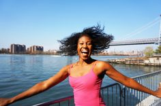 """""""Tanya Wright: OITNB Actress and Hairiette Entrepreneur"""" By Andes Hruby http://conciergequestionnaire.com/article/tanya-wright-oitnb-actress-and-hairiette-entrepreneur"""