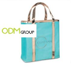 Marketing Product by Pure Tan: Summer Tote Bag Promotional Bags, Summer Tote Bags, Pure Products, Marketing