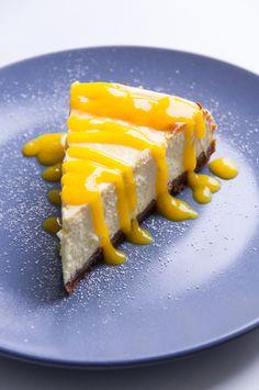 Fruchtiger Käsekuchen mit Mango | Backeifer.de