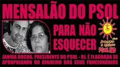PORQUE NÃO VOTAR NO CANDIDATO À PREFEITO DO RIO DE JANEIRO, MARCELO FREIXO?