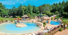 Domaine des Ormes, North Brittany. A 7 night stay in a Maxi Tent from 27th June can be booked for just £349 via Canvas Holidays 5 Day July Sale, ending 28th April