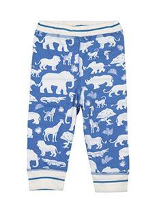 Baby Boy Clothes Hatley Baby Boys' Reversible Pant, Safari, 9-12M