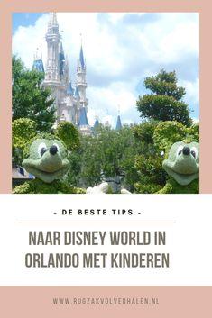 Disney world Orlando in Florida bestaat uit 4 themaparken en 2 waterparken. Met deze tips haal jij het beste uit jouw bezoek aan Disney World Orlando. Ga goed voorbereid naar de Magic Kingdom, Epcot, Hollywood Studios en het Animal Kingdom en haal op deze manier alles uit jouw magische Disney dag. Disney World in Orlando is geweldig om te bezoeken als je in Florida bent! Met deze tips kun je besparen en optimaal genieten! Disney met kinderen is altijd een goed idee..