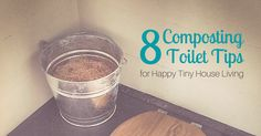 I use a composting toilet in my tiny house and I think it's great. I wish more people would use them.