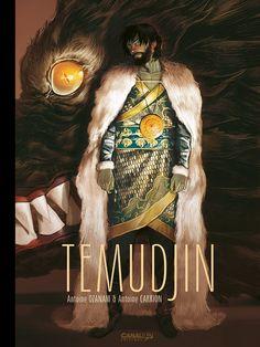 Preview Temudjin Récit complet