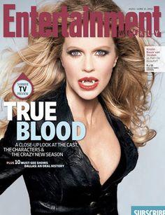 Countdown to 'True Blood' Season 5 Premiere -- Kristin Bauer as Pam