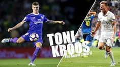 Toni Kroos 2016/2017 | Skills, Goals, Passes & Assists #1