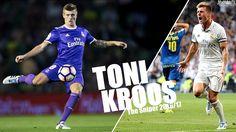Toni Kroos 2016/2017 | Skills, Goals, Passes & Assists #1