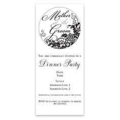 """How toElegant Floral Mother of the 2.25"""" InvitationYes I can say you are on right site we just collected best shopping store that have...Cleck Hot Deals >>> http://www.cafepress.com/mf/51908386/elegant-floral-mother-of-the-225quot_invitations?aid=112511996"""