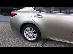 2015 Lexus ES 350 Jacksonville St Augustine Ponte Vedra Palm Valley Fernandina Beach FL JU06818
